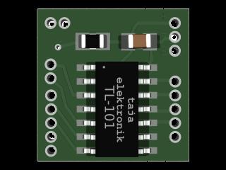 Lichtmodul für SIKU Control Trucks