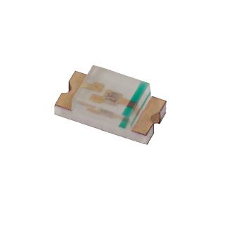 LED Gelb SMD 1206 - klar, 70 mcd