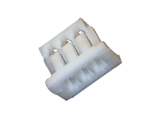 Molex Pico Blade Leergehäuse 3 polig