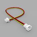 Micro JST Verlängerung Buchse/Stecker 3 polig 10 cm...