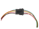JST SM Buchse/Stecker 6 polig mit je 20 cm Kabel - RM...