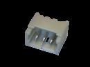 Micro-JST Stiftleiste 3 polig gerade Printmontage