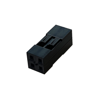 Harwin M20 Leergehäuse 2 x 2 polig