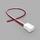 Molex Buchse 3 polig mit 30 cm Kabel - RM 2,50 mm
