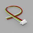 Micro JST Buchse 5 polig mit 20 cm Kabel - RM 1,25 mm
