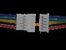 Micro JST Buchse/Stecker 5 polig mit je 15 cm Kabel - RM...