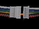Micro JST Buchse/Stecker 6 polig mit je 15 cm Kabel - RM...