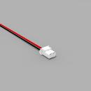 Molex Buchse 5264 - 2 polig mit 10 cm Kabel - RM 2,50 mm