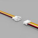 JST PH komp. Buchse/Stecker 5 polig mit je 10 cm Kabel 26...