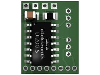 Zusatzdecoder für SIKU Bluetooth Traktoren für Servo