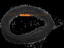 10 m Litze schwarz 30 AWG UL Style 1571