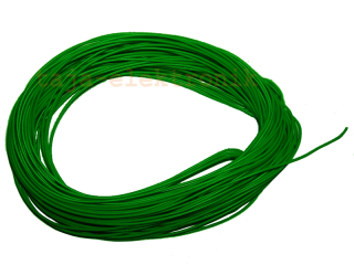 10 m Litze grün 30 AWG UL Style 1571
