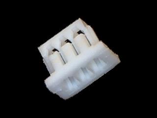 Micro-JST Leergehäuse 3 polig