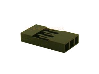 FCI Mini PV Leergehäuse 3 polig