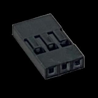 Harwin M20 Leergehäuse 3 polig