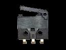 Kleiner Mikroschalter 6 V 0.3A mit Hebel