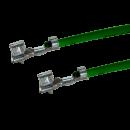 Litze mit zwei Crimpkontakten für JST PH Buchse,...