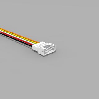 JST PH komp. Stecker 5 polig mit 20 cm Kabel 26 AWG - RM 2,0 mm