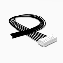 JST Buchse ZH 7 polig mit 20 cm Kabel 24 AWG - RM 1,50 mm