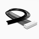 JST Buchse ZH 9 polig mit 20 cm Kabel 24 AWG - RM 1,50 mm