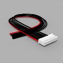 JST Buchse PH 8 polig mit 40 cm Kabel 20 AWG - RM 2,00 mm