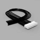 JST Buchse PH 9 polig mit 40 cm Kabel 20 AWG - RM 2,00 mm