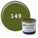 Humbrol 149 Enamel Farbe 14 ml MATT