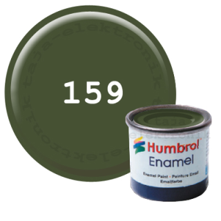 Humbrol 159 Enamel Farbe 14 ml MATT
