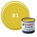 Humbrol 81 Enamel Farbe 14 ml MATT