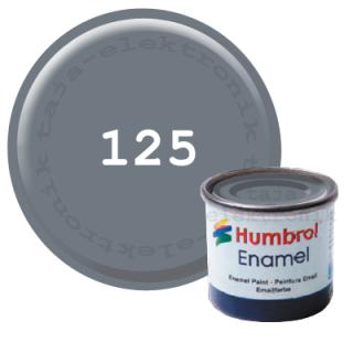 Humbrol 125 Enamel Farbe 14 ml Satin
