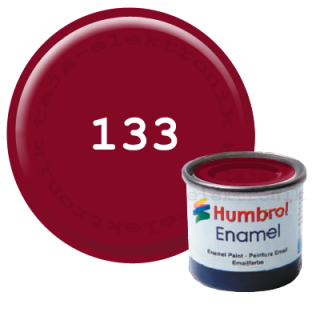 Humbrol 133 Enamel Farbe 14 ml Satin