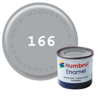 Humbrol 166 Enamel Farbe 14 ml Satin