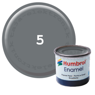 Humbrol 5 Enamel Farbe 14 ml Glanz