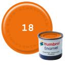 Humbrol 18 Enamel Farbe 14 ml Glanz