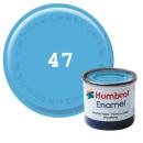 Humbrol 47 Enamel Farbe 14 ml Glanz