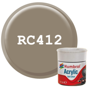 Humbrol RC412 Acryl Farbe 14 ml Railways