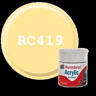 Humbrol RC419 Acryl Farbe 14 ml Railways