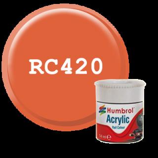 Humbrol RC420 Acryl Farbe 14 ml Railways