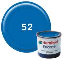 Humbrol 52 Enamel Farbe 14 ml Metallic