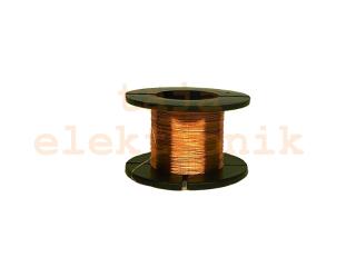 15m Kupferlackdraht 0,1 mm