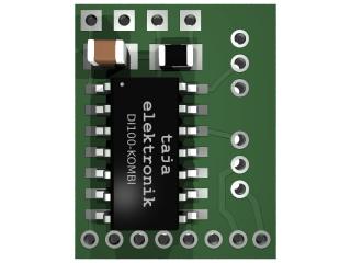 Zusatzdecoder für SIKU Control32 für 1 Servo und 1 Fahrregler