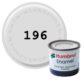 Humbrol 196 Enamel Farbe 14 ml Satin