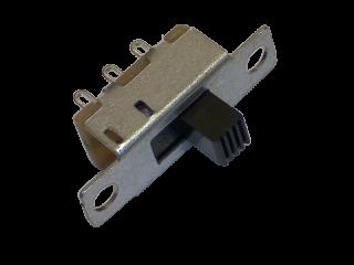 Mini Schiebeschalter 30 V 0.2A Chassismontage