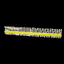 Stiftleiste 2,54 mm 40 polig gerade-gelb