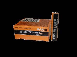Duracell Industrial AAA - Alkaline Batterie - Vorratspackung